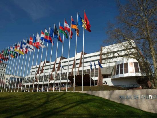 Российская Федерация заплатит Совету Европы 60 млн евро