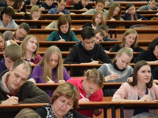 В тотальном диктанте в Ярославле приняло участие 916 человек