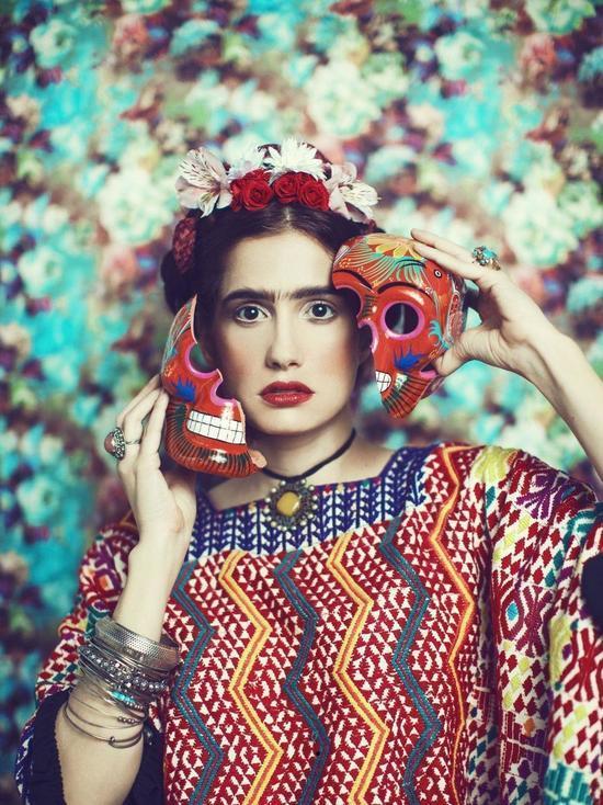 В Иваново откроется выставка работ Фриды Кало