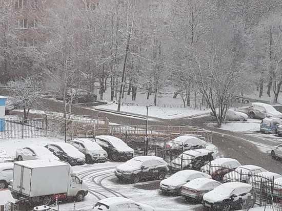 Снежная погода сохранится в Калужском регионе
