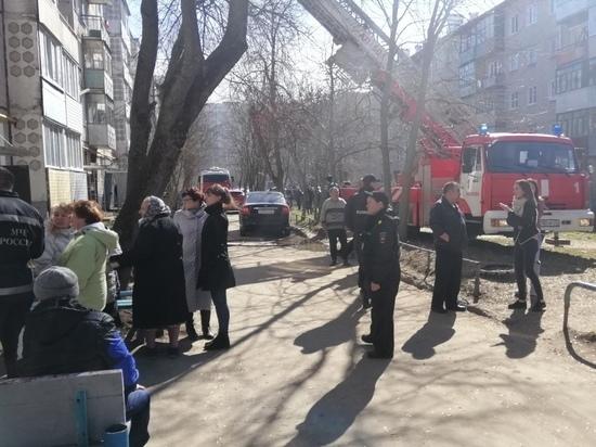 Подробности пожара на Василевского: взорвалась лампа
