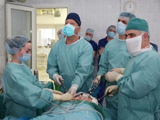 Профессор медуниверситета имени Сеченова дал мастер-класс калужским специалистам