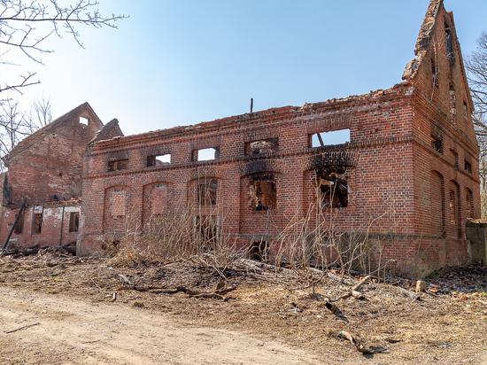 Альтхоф – Рагнит: пепел калининградского равнодушия