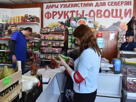 Общественники обнаружили «просрочку» в магазинах Тазовского