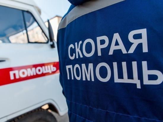 4-летняя девочка пострадала в аварии в центре Волгограда