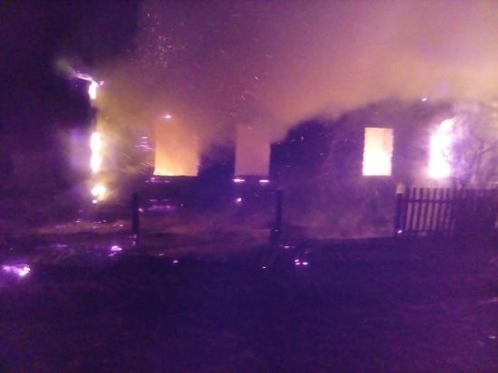 Пожары за выходные унесли жизни троих калужан