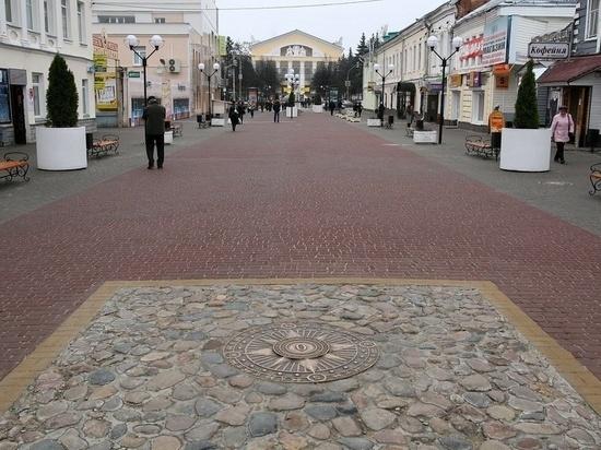 Артамонов предложил сделать всю улицу Театральную в Калуге пешеходной
