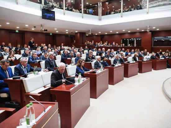Стали известны доходы депутатов Госсовета Татарстана