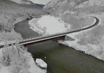 На автотрассе в Бурятии отремонтируют мост через Иркут