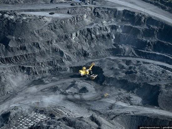 Власти Хакасии намерены контролировать работу угольных разрезов