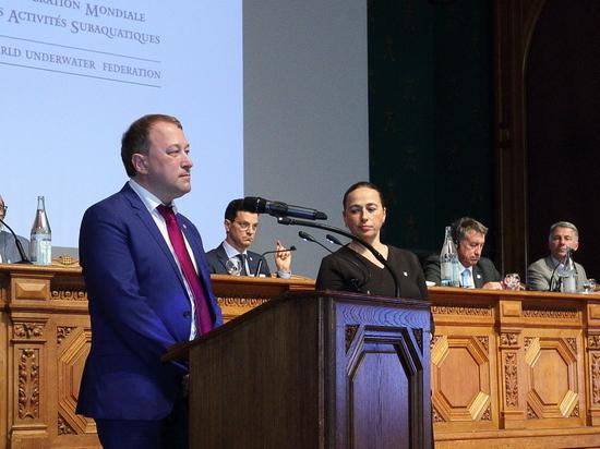 Алексей Севастьянов представил Томскую область князю Монако