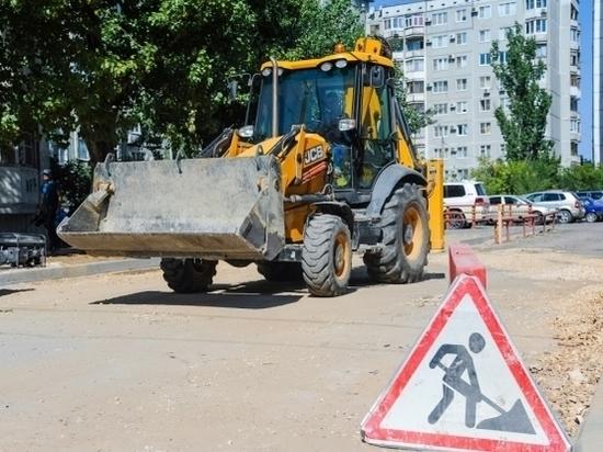 Западный въезд в Волгоград восстановят