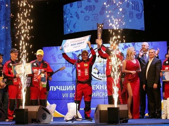 В Челябинске прошли соревнования «Лучший сантехник. Кубок России»