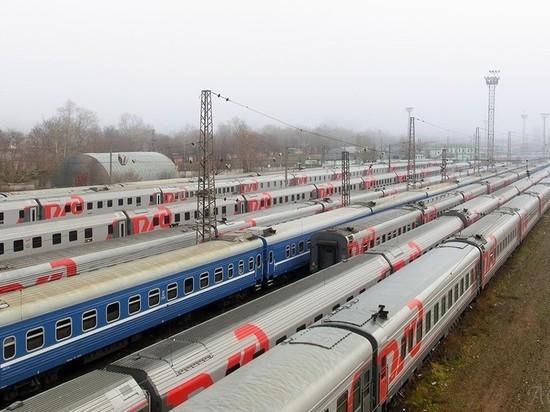 Дополнительные поезда Дно - Псков и обратно запускают в Псковской области