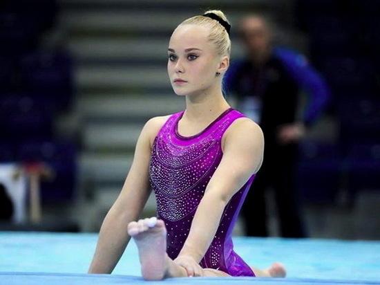 Воронежская гимнастка Ангелина Мельникова взяла «бронзу» ЧЕ в вольных упражнениях