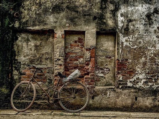 В Великих Луках поймали похитителя велосипеда