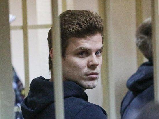 Александр Кокорин постригся в СИЗО под горшок
