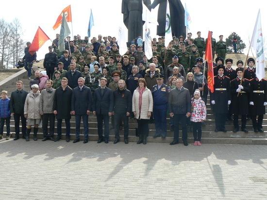 130 томичей отправятся на места сражений