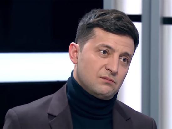 Зеленский посоветовал президенту Украины Порошенко не бегать по каналам