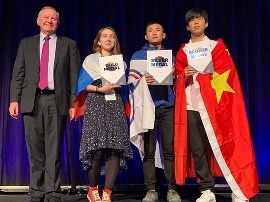 Волгоградская студентка завоевала золото Global Skills Challenge 2019