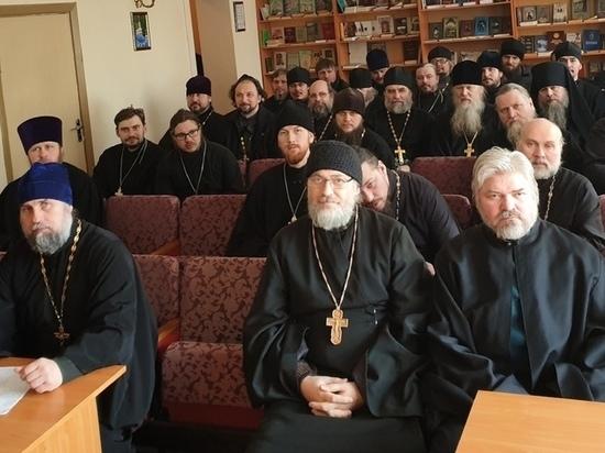155 псковских священников прошли курсы повышения квалификации