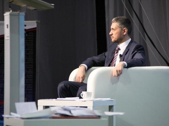 Ответы на вопросы Осипову начали публиковать на сайте «Прямого разговора»