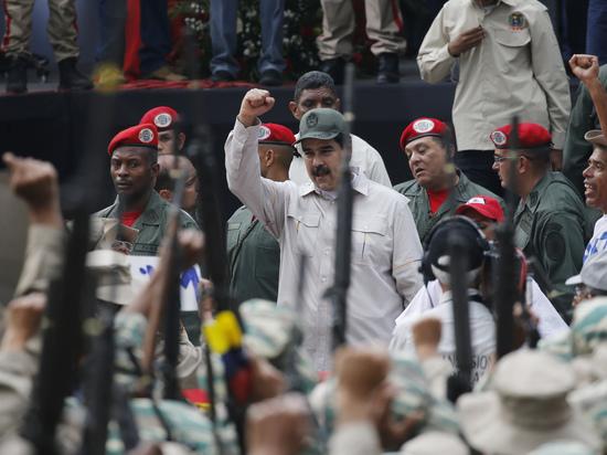 Мадуро готовится к войне: поддержит ли народ президента Венесуэлы
