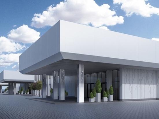 Ярославцы начали выбирать новый облик Речного вокзала