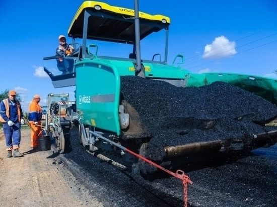 В Волгоградской области предстоит ремонт 100 км трасс и трех мостов