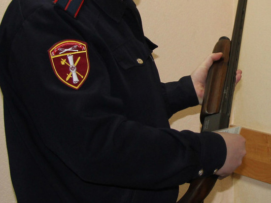 12 единиц оружия Росгвардия изъяла у курян в период весенней охоты