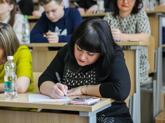 Жители Саранска написали «Тотальный диктант»