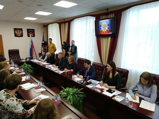 Врио губернатора Мурманской области встретился с культурным активом