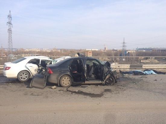 В Саранске в ДТП погибли три человека: официальная версия