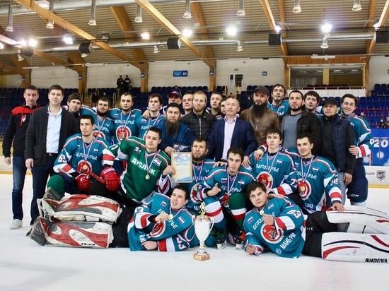 Чемпионат Мордовии по хоккею выиграли белозерцы