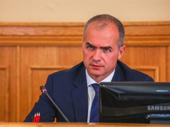 Ладыков объявил замечания руководителям районных администраций
