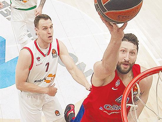 Баскетбольный ЦСКА стартует в плей-офф Евролиги: ждут старые знакомые