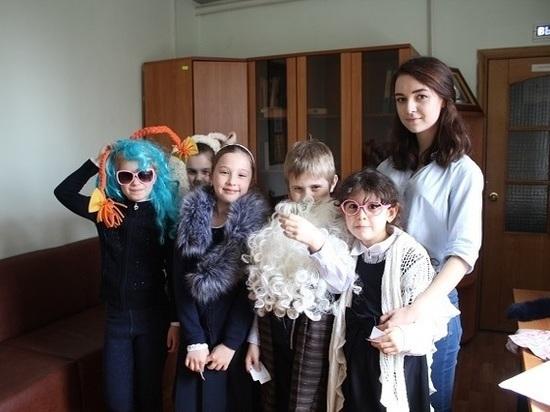 В Серпухове второклассники узнали о разнообразных профессиях