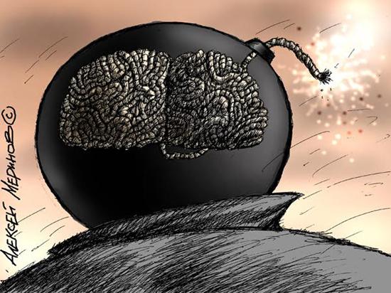 Эволюция хамства: как выглядит новый фашизм