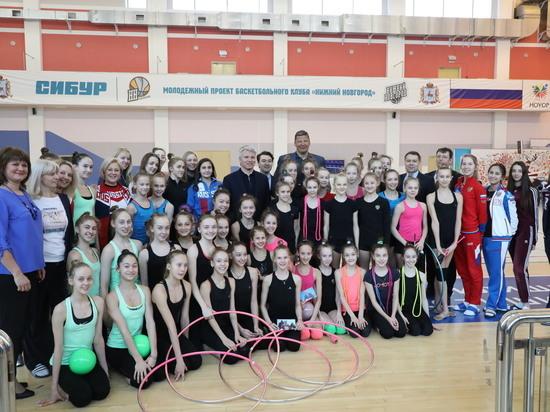 Нижегородское училище олимпийского резерва отремонтируют