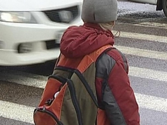 Водитель Kia сбил пятилетнего мальчика на пешеходном переходе в Чебоксарах