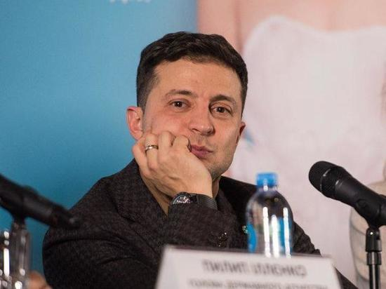 Антикоррупционное бюро должно выяснить, почему за госденьги Зеленский снимал русскоязычный фильм