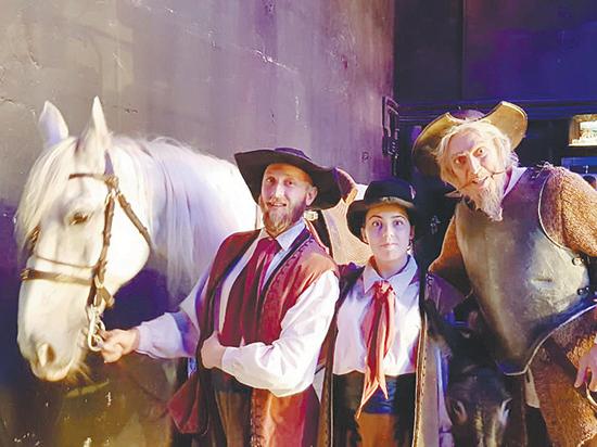 Кокс в Большом театре: лошадиная жизнь на сцене проходит бурно