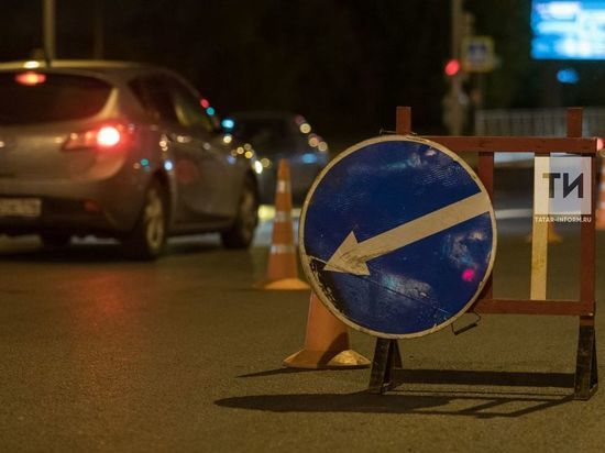 В Казани перекроют улицу Николая Ершова