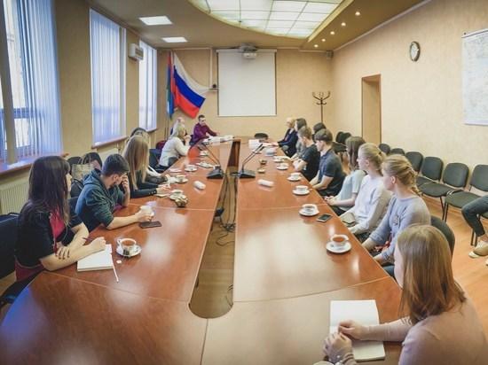 Энергетики «ТГК-1» провели бизнес-завтрак со студентами Института экономики и права Петрозаводского государственного университета