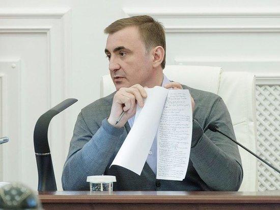 Губернатор Дюмин потребовал от начальника ГЖИ Ивченко порядка в работе управляющих компаний