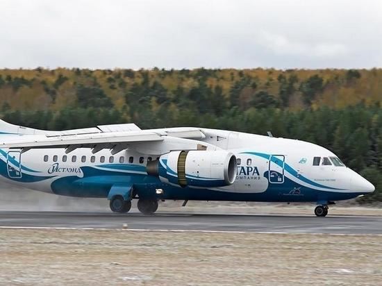 Возобновляются перелеты по маршруту Хабаровск - Чита - Иркутск