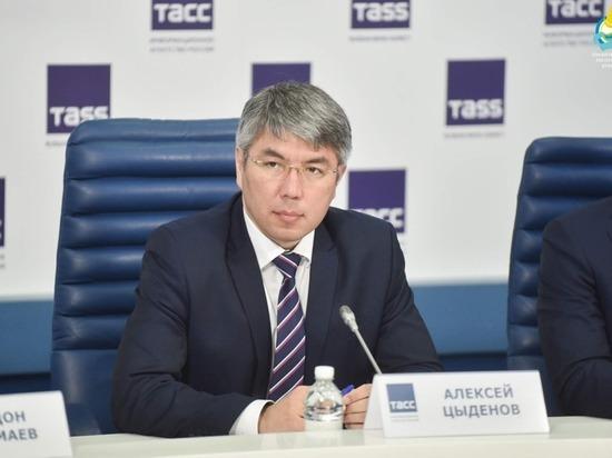 Московские журналисты посмеялись над постом главы Бурятии