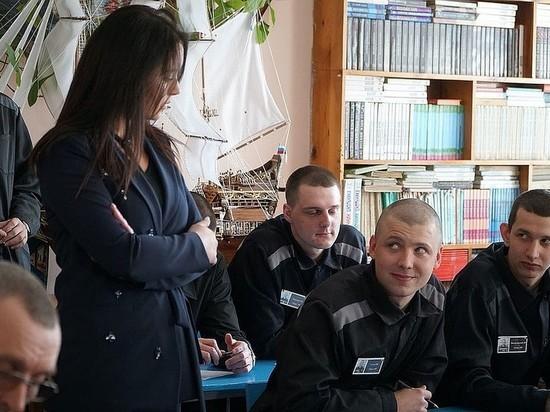 Один из семерых отличников «Тотального диктанта» в Алтайском крае отбывает наказание в ЛИУ №1