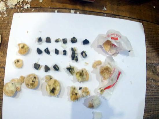 Конфеты с наркотиками не дошли до заключённого дубравлага Мордовии