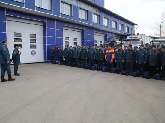 Два дня тульские спасатели будут отрабатывать «худшие варианты»